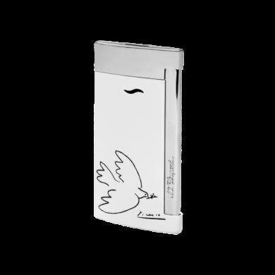 Запалка  Пикасо Гълъб на мира SLIM 7 LIGHTER / DOVE OF PEACE PICASSO