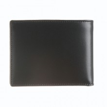 Щипка за пари LINE D /BANK NOTE CLIP 6 CREDIT CARDS BLACK
