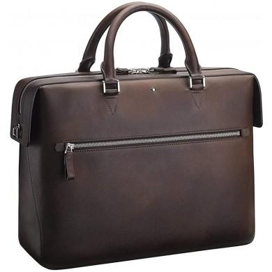 Чанта - Document Case Medium Brown