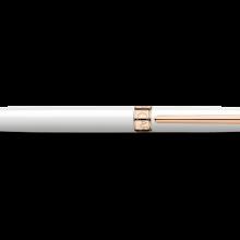 Химикалка LEMAN SLIM WHITE