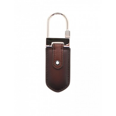 Ключодържател - Meisterstück Selection Sfumato Key Ring, Brown, Steel, Leather