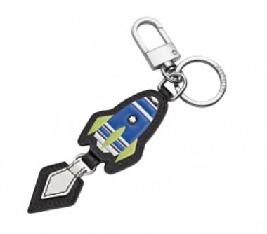 Ключодържател - Meisterstück Soft Grain Key Fob Blue Rocket