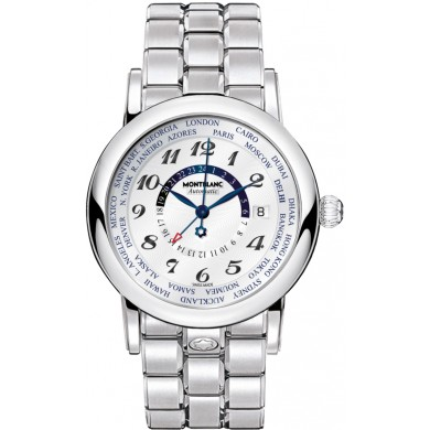 Montblanc Star World - Time GMT Automatic 42 mm