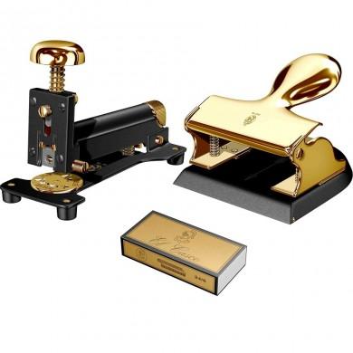 Сет перфоратор и телбод 23 KT Gold and Black