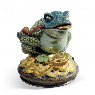 Порцеланова фигура -  Hoptoad Figurine. Limited Edition
