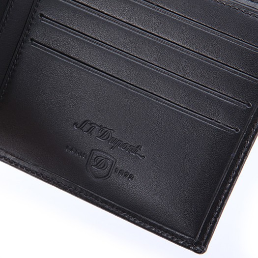 Портфейл LINE D /BILLFOLD 8 CREDIT CARDS BLACK