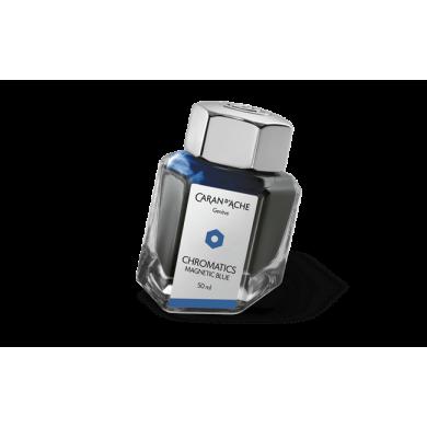 Мастилница CHROMATICS Magnetic Blue 50ml