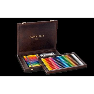 Сет моливи и пастели 30 PRISMALO® + 40 NEOCOLOR® II
