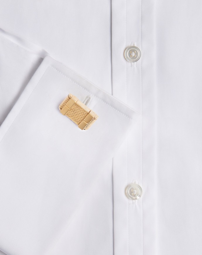 Ръкавели - Alfred Dunhill - Engine Turn Cufflinks
