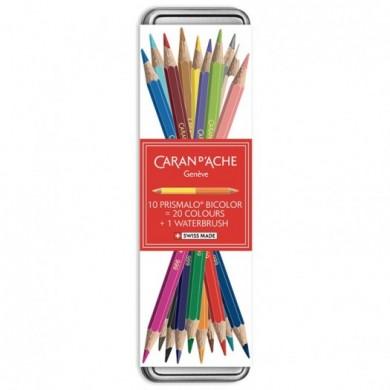 Сет моливи Prismalo Bicolor