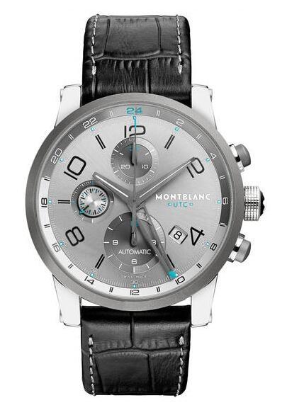 Montblanc TimeWalker ChronoVoyager UTC 43 mm