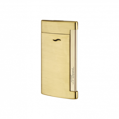Запалка  Slim 7 / GOLDEN BRUSHED