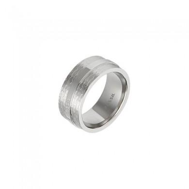 Мъжки пръстен Mens Dress Stainless Steel