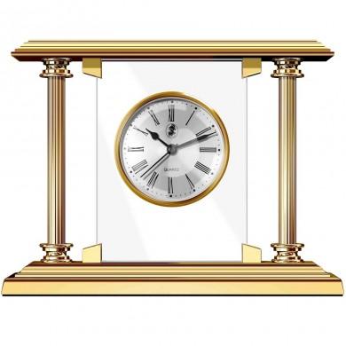 Настолен часовник 23 KT Gold