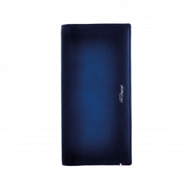Висок портфейл ATELIER/LONG WALLET 13 CC NIGHT BLUE