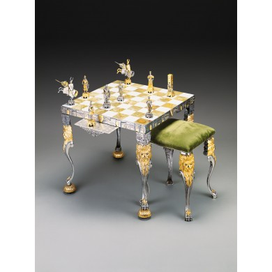 Шах маса Venetian Set in the Medieval Period