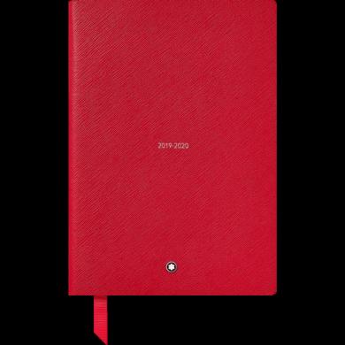Тефтер #146 18-Month Weekly Diaries 19-20, Red