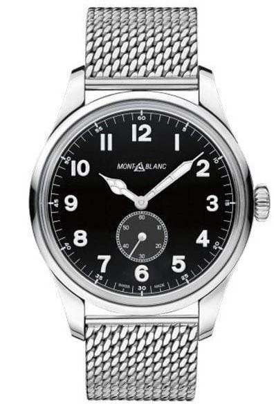 Montblanc 1858 Manual Small Second 44 mm