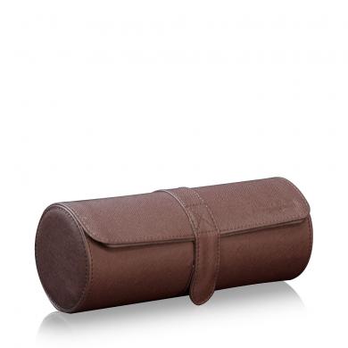 Кутия за часовници - Watch Roll Rondo 3 - Brown