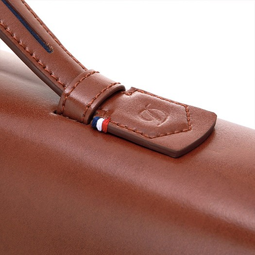 Бизнес куфар LINE D/ BRIEFCASE BROWN