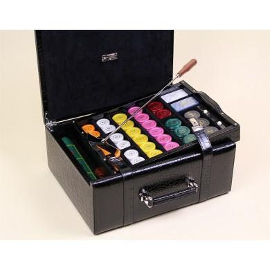 Roulette Set/Case - Рулетка-Куфарче - Черен цвят