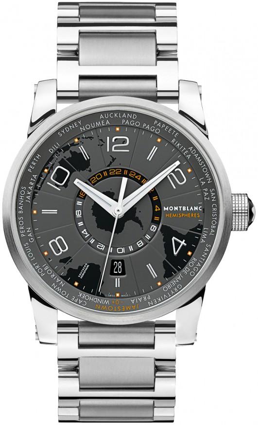 Montblanc TimeWalker World - Time Hemispheres, Southern Hemisphere 42 mm