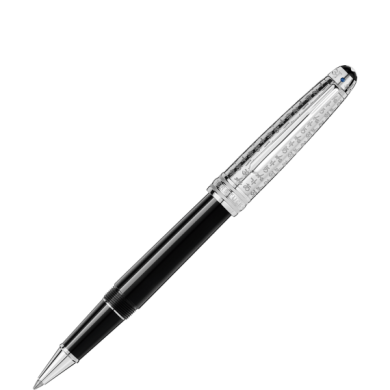 Ролер Montblanc Supports UNICEF - Platinum-Coated Doué Classique