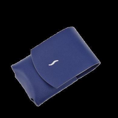 Калъф за запалка / LIGHTER CASE BLUE FOR MINIJET