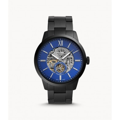 Townsman 48mm Automatic Black Stainless Steel
