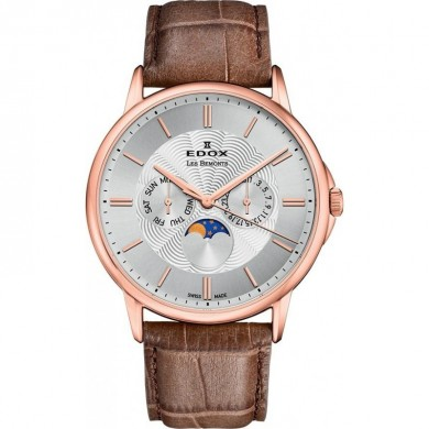 LES BÉMONTS Moon Phase Complication