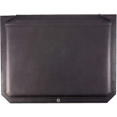 Подложка за бюро Black Leather