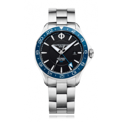 Clifton MOA10487 - Automatic watch with Date and Dual Time