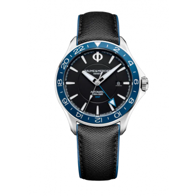 Clifton MOA10486 - Automatic watch with Date and Dual Time