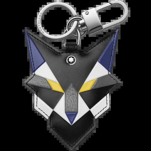 Ключодържател - Montblanc- Meisterstück Soft Grain Fox Key Fob
