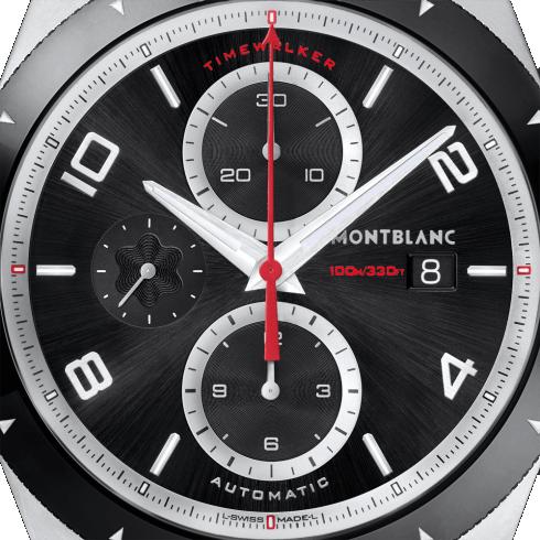 Montblanc TimeWalker Automatic Chronograph 43 mm