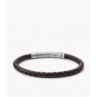 Мъжка гривна Vintage Casual Braided Leather Cord