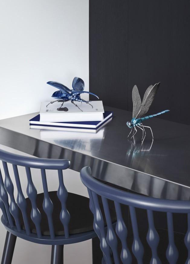Порцеланова фигура – Hercules Beetle Figurine
