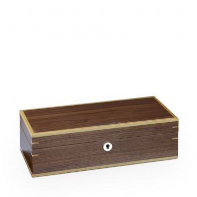 Кутия за часовници - Watch Box Aberdeen 5 - Walnut
