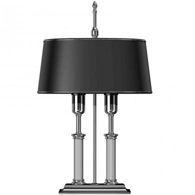Настолна лампа Shiny Chrome