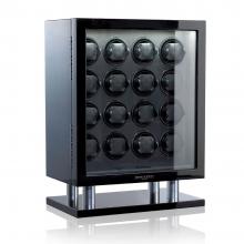 Кутия за навиване на часовници- Watch Winder Collector 16 - Black