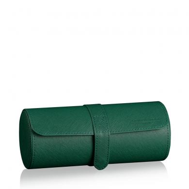 Кутия за часовници - Watch Roll Rondo 3 - Green