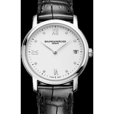 Classima MOA10146 - Dimond - set quartz watch wiht Date
