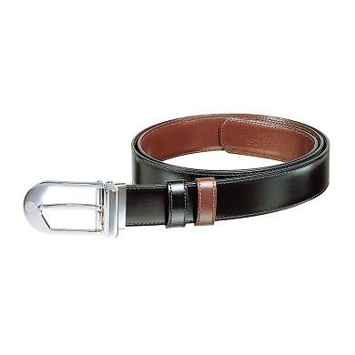 Колан Classic Rectangle Round Reversible Belt