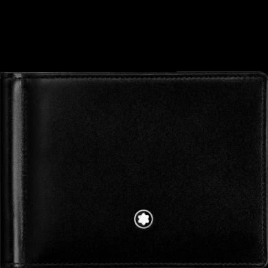 Портфейл - Meisterstück Wallet 6cc with Money Clip