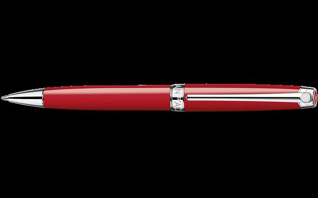 Химикалка LEMAN SCARLET RED