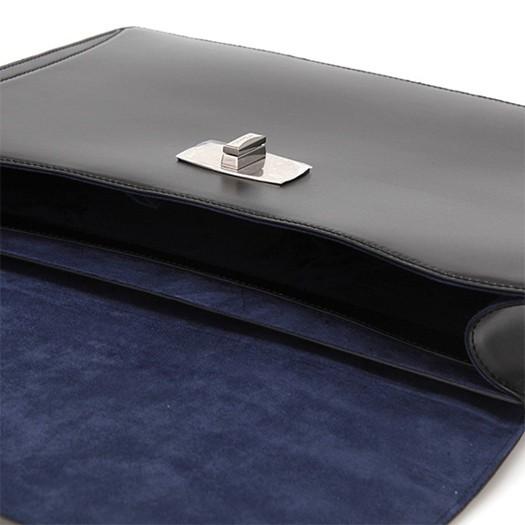 Бизнес куфар LINE D/TOURNIQUET BRIEFCASE BLACK