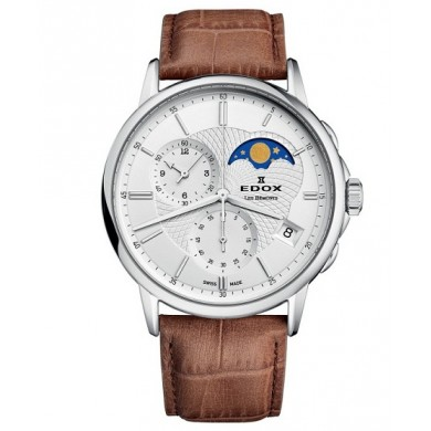 LES BÉMONTS Chronograph Moon Phase