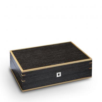 Кутия за часовници - Watch Box Aberdeen 10 - Black