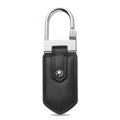 Ключодържател - Montblanc Meisterstück Selection Sfumato Key Ring,Grey, Steel