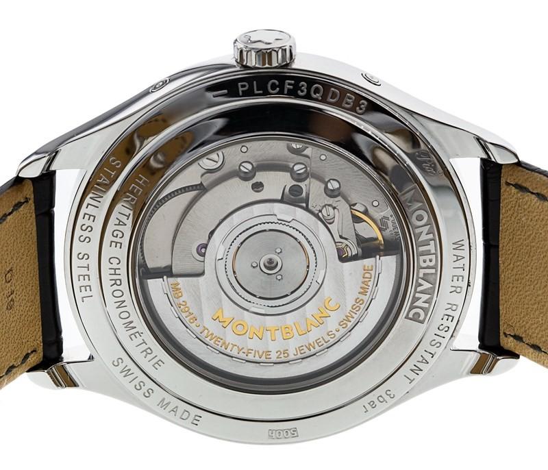 Montblanc Heritage Chronometrie Automatic